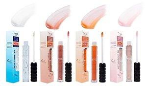 Coleção Gloss Volumoso Max love Cores 1 2 3 e 4 ( 4 Unidades - 1 cada cor )