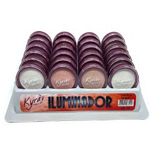 Iluminador Facial Kyrav 726 - Display com 24 Unidades