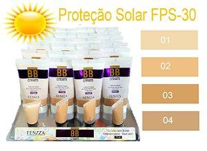 BB Cream com Proteção Solar FPS30 Fenzza FZ35005