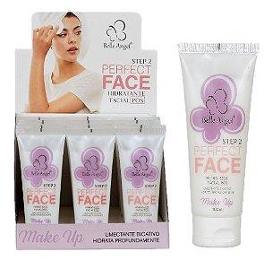 HIdratante Facial Pós Perfect Face Belle Angel I009 - Display com 12 Unidades