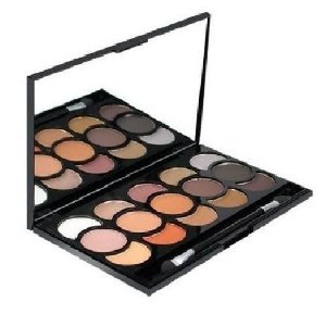 Paleta de Sombras Nude Fantastic Luisance L752 - Kit com 12 Unidades