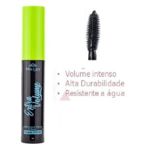 Rimel Máscara para Cilios Resistente a água Extra Volume Miss Lary ML-569