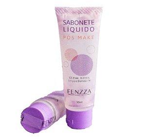 Sabonete Liquido Pós Make HIdratante Fenzza FZ5008 - DIsplay com 24 Unidades