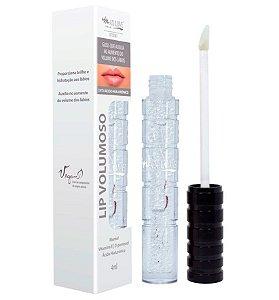 Lip Gloss Hidratante Volumoso com Glitter Max love Cor 05