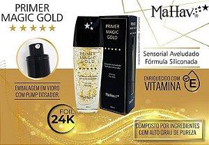 Primer Facial Oil Free Magic Gold Mahav