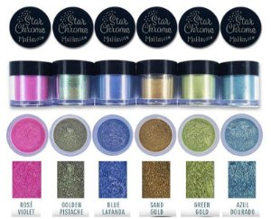 Pigmento Star Chrome Mahav