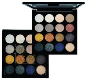 Paleta de Sombras 15 Cores The She-Wolf Ruby Rose HB1026
