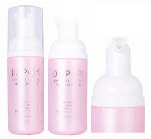 Sabonete Mousse de Limpeza Facial Dapop DP2037 - Display com 16 Unidades