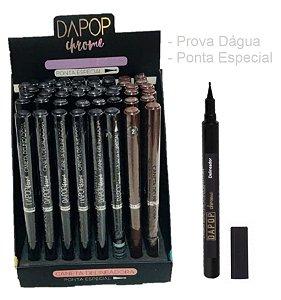 Caneta Delineadora Prova Dàgua POnta Especial Dapop HB98614- DIsplay com 48 Unidades