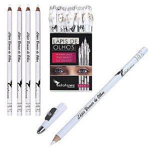 Lápis de Olho Branco Bella Femme BF10051B ( 144 Unidades )