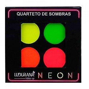 PAleta de Sombras Neon Ludurana M00115