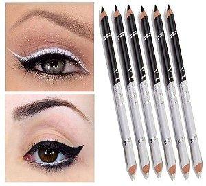 Lápis de Olho Branco e Preto 2010.1.2 - 12 Unidades