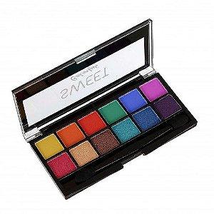 Paleta de Sombras Sweet Colorful Belle Angel T040 Group 01