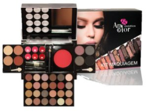 KIt de Maquiagem Any Color 1802 - Kit com 6 Unidades