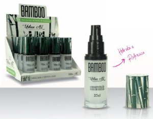 Máscara HIdratante com Extrato de Bamboo - Display com 12 Unidades