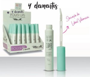 Power Lips Lábios Volumosos Queen - Display com 30 Unidades