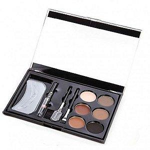 Paleta de Sobrancelhas I Love Makeup Vivai 4007