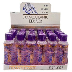 Demaquilante Facial 60ml Fenzza FZ51023 - DIsplay com 24 Unidades