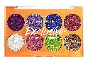 Paleta de Sombras Glitter Exclusive Jasmyne JS01058 B