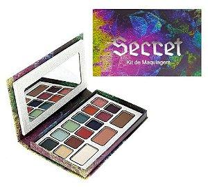 Paleta de Sombras Secret Jasmyne JS1005