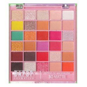 Paleta de Sombras Matte30 Dapop HB96777