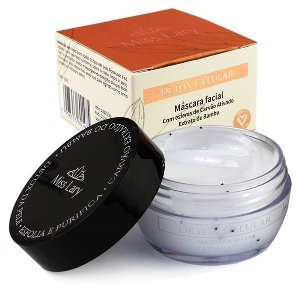 Máscara Facial Detox Celular Miss Lary ML203