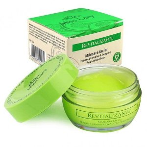 Máscara Facial Revitalizante Miss Lary ML204