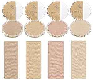 Po Facial Compacto Pele Clara Perfect Skin Luisance L3102-A ( Kit  C/ 4 unid )