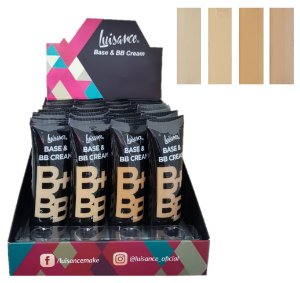 Base BB Cream Luisance L16001 - Kit C/ 4 unid