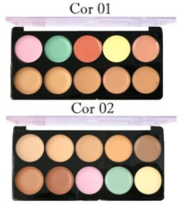 Paleta de Corretivo Colour Fix Pink 21 CS2782