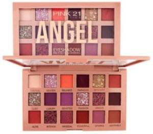 Paleta de Sombras Angel CS2729 Cor 03 - Kit C/ 6 Unid