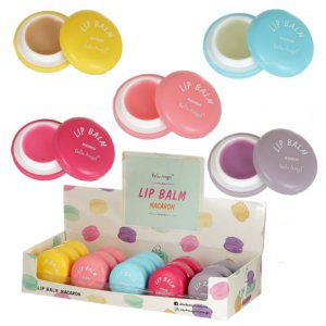 LIP BALM MACARON BELLE ANGEL T065 - Kit C/ 20 Unidades