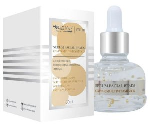 Novo Serum Facial Beads Caviar Multivitamínico Max Love