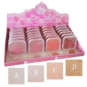 Iluminador Unitário Candy Collection L668 Luisance - Escolha a cor