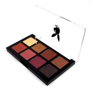 Paleta de Sombras 8 Cores Playboy HB94554-B