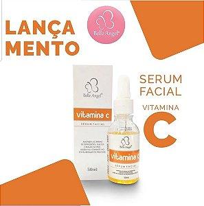 Serum Facial Combate Rugas e Linha de Expressão Vitamina C Belle Angel I027 - 24 Unidades