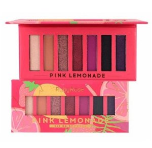 Paleta de Sombras Pink Lemonade Ruby Rose HB1056 - Display C/ 12 Unid