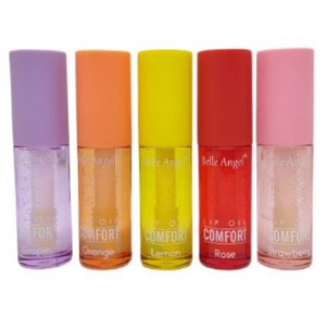 LIP OIL CONFORT BELLE ANGEL B106 - Kit C/ 5 Unid