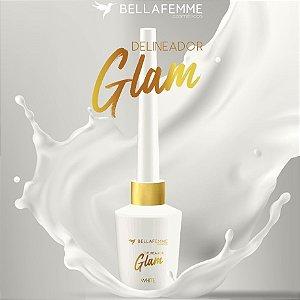 Delineador Branco Glam Bella Femme BF10091 - Unitário
