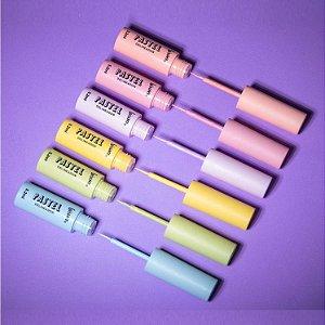 Luisance - Delineador Liquido Pastel 6 Cores  L3163 - Display C/ 24 Unid