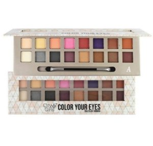 Paleta de Sombras Color You Eyes City Giel CG127 - Cor A