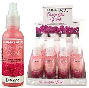 Bruma Floral Glow Pink Fenzza FZ33014 - Display C/ 12 Unid