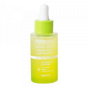 Sérum Facial Antioxidante Proteção Urbana Skin Care Ruby Rose  HB415
