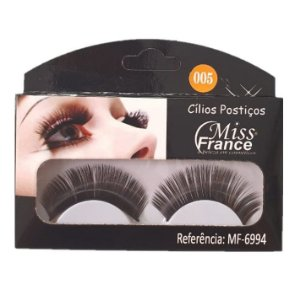 Cilios Postiços Miss france MF6994 (005) - Display C/ 10 pares