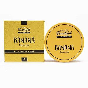 Pó Facial Finalizador Banana Powder Face Beautiful FB119
