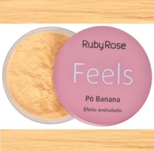 Po de Banana Feels Ruby Rose HB850