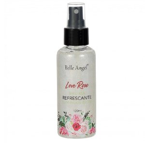 Bruma Refrescante Luminous Glow Love Rose Belle Angel T060