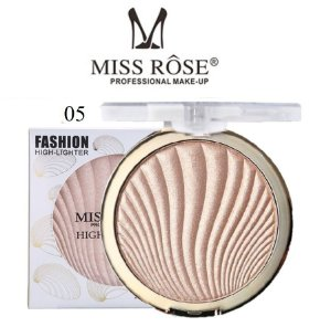 Iluminador Facial Brilho Intenso Miss Rose 7001-043M5 - Cor M5