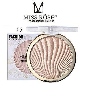 Miss Rose - Iluminador Facial Brilho Intenso 7001-043M5 - Cor M5