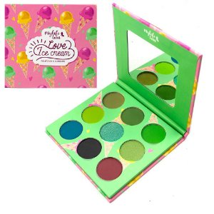 Paleta de 9 Sombras Fruits Mylife MY8272 - Paleta Ice Cream
